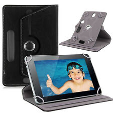 ROTATING 360° PU LEATHER FLIP STAND COVER for Zync z900 Plus Tablet