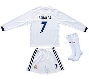 Image Is Loading Real Madrid Cristiano Ronaldo  Home Kids Soccer