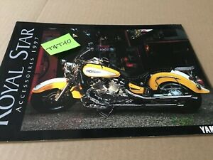 Yamaha-Royal-Star-Accessories-1997-Leaflet-Catalogue-Booklet