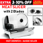200W-Electric-Meat-Food-Slicer-Cheese-Processor-Bread-Vegetable-Cuts-Cutter thumbnail 1