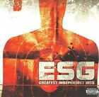 Greatest Independent Hits [PA] by E.S.G. (CD, Jun-2009, Cedric Hill)