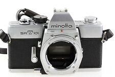 Minolta SR-T 101 SR T 101 SRT101 Gehäuse Body Spiegelreflexkamera - Lesen!