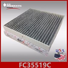 FC35519C (CARBON) CF10134 HONDA ACURA CABIN AIR FILTER ACCORD CIVIC ODYSSEY MDX