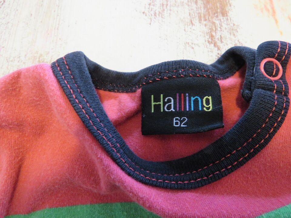 Bodystocking, Body, Halling