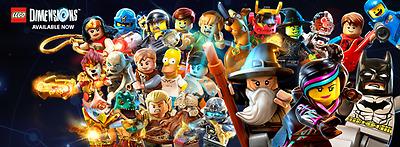 Generic Disc 71229 71220 71214 71211 71207 71207 71201 71203 LEGO Dimensions