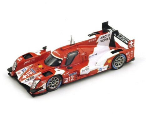 1 43 Spark Model Rebellion R-One Toyota Rebellion S4206