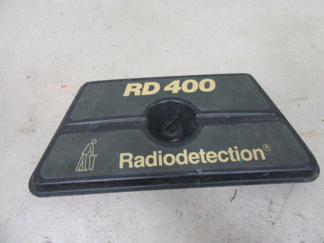 Radiodetection Rd400 Ffl Fd400 Cable Pipe Detector Locator For Sale Online Ebay