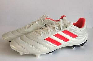 cheaper 482f3 538af Image is loading adidas-Copa-19-3-FG-Soccer-Cleats-Off-