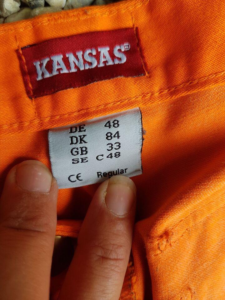 Kansas Arbejdsbukser/ håndværkerbukser