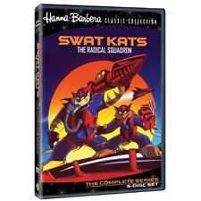Swat Kats The Radical Squadron Complete Series DVD Set TV Cartoon Collection Lot