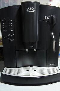 AEG-CaFamosa-Jura-E-40-Top-Neuf-dans-sa-boite-Worldwide