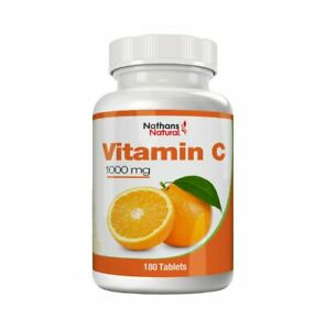 Vitamin-C-1000-MG-180-High-Dose-Vitamin-C-180-Tablets-MADE-IN-UK