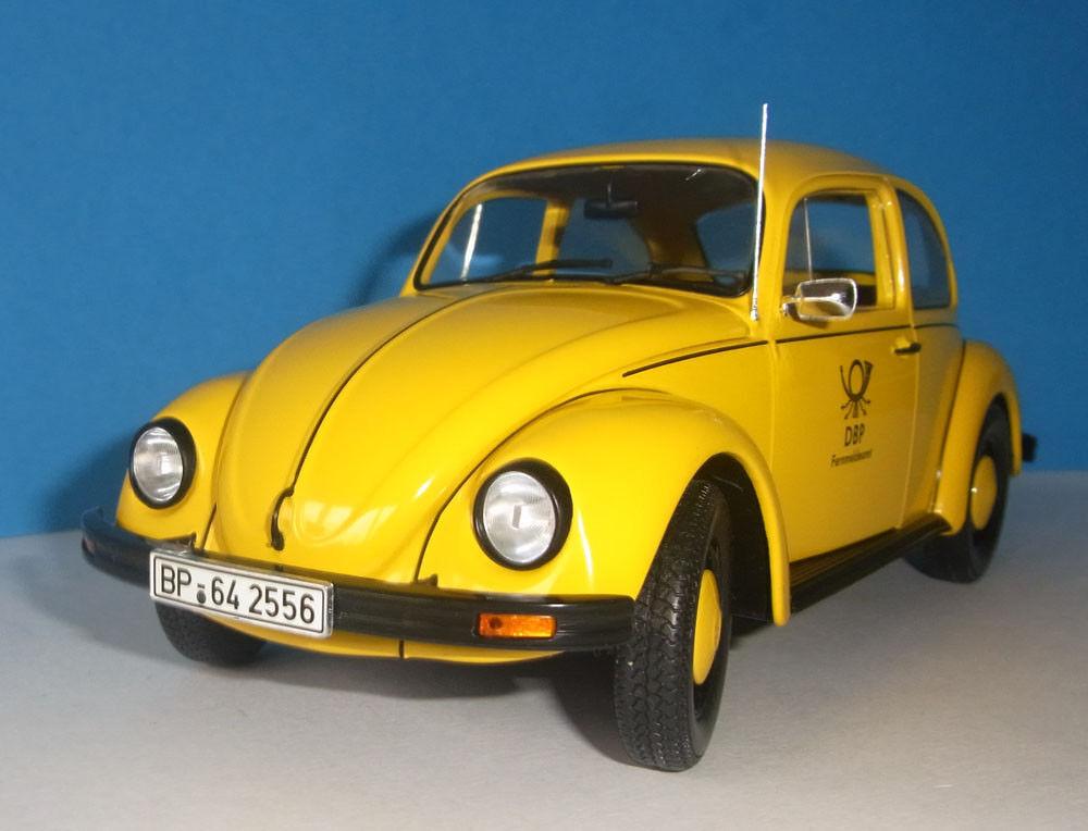 1 18 VW BEETLE POST BUNDESPOST _ Limited Edition _ MINICHAMPS OVP Volkswagen