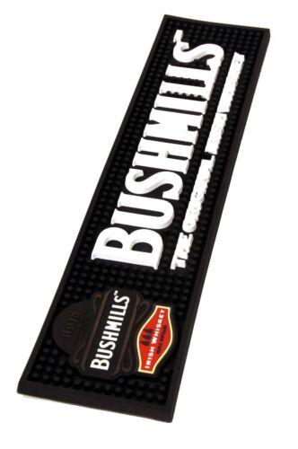 Bushmills Irish Whiskey PVC Bar Spill Mat sg