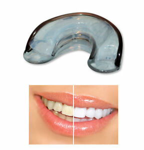 Details about TEETH WHITENING PROFESSIONAL DENTAL SILICONE MOUTH TRAY AT  HOME SYSTEM MADE USA!