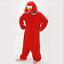 Sesamstrasse-Kruemelmonster-Elmo-Cosplay-Kostuem-Tier-Karneval-Jumpsuit-Nachtwaesche Indexbild 2