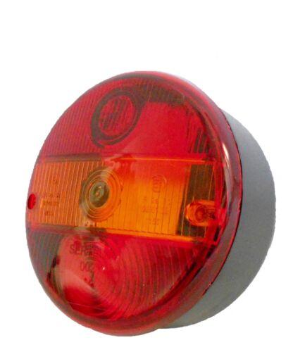 2x 3-sala-lámpara hamburguesas tipo luz trasera izquierda//derecha camiones tractor nfz