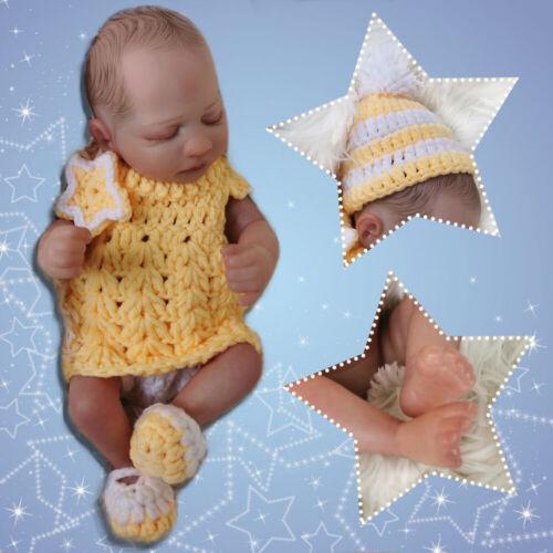 25cm Full Body Silicone Vinyl Reborn Baby Dolls Newborn Waterproof Bath Toy Gift