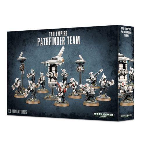 TAU PATHFINDER TEAM (56-09) Warhammer 40K New Sealed in Box Free Shipping