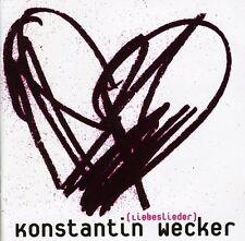 Konstantin Wecker - Liebeslieder BMG RECORDS CD 1999