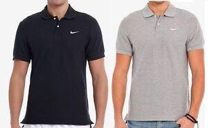Nike Men s Classic Pique Polo Shirt T-Shirt Casual Fold Down Collar ... 6106bdf92309
