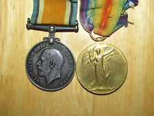 WW1 Canadian Medal Group named to Lajoie Gassed 1917