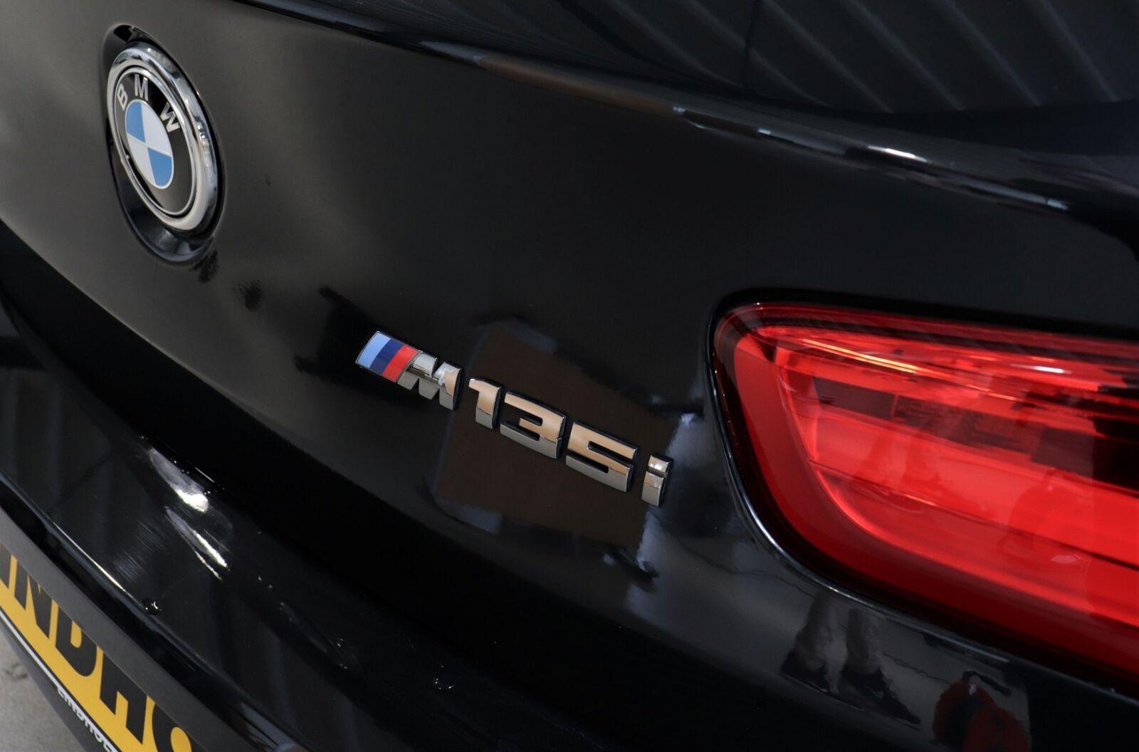 BMW M135i aut.