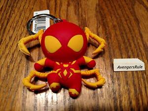 Marvel-Coleccionistas-Figural-Llavero-Spider-Man-Clasico-Exclusivo-un-Iron-Arana