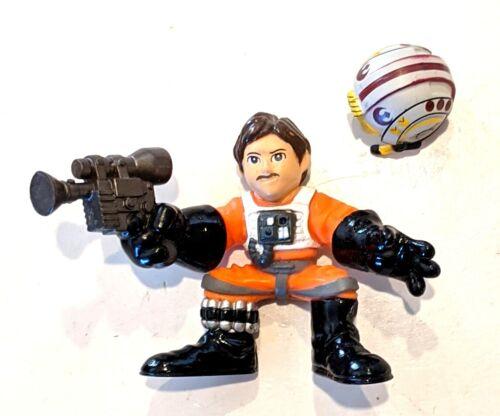 Good Combine Shipping! 2006 Star Wars Galactic Heroes Figurine Cond CHOOSE