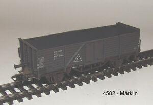 Marklin-4582-Wagon-De-Marchandises-Ouvert-la-CFL-neuf-emballage-d-039-origine