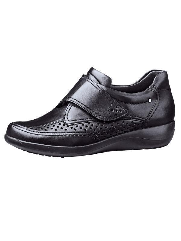 Scarpe Velcro Slipper Scarpe da donna di ara K tg. 3,5 (36) Larghezza K ara 372a25