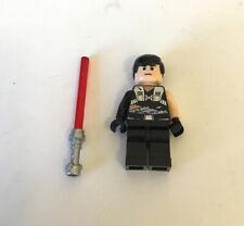 Lego Star Wars Minifigure Starkiller Darth Vader/'s Apprentice Lightsaber 7672!