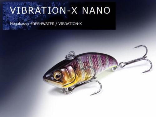 Megabass Neu Vibration-X Nano