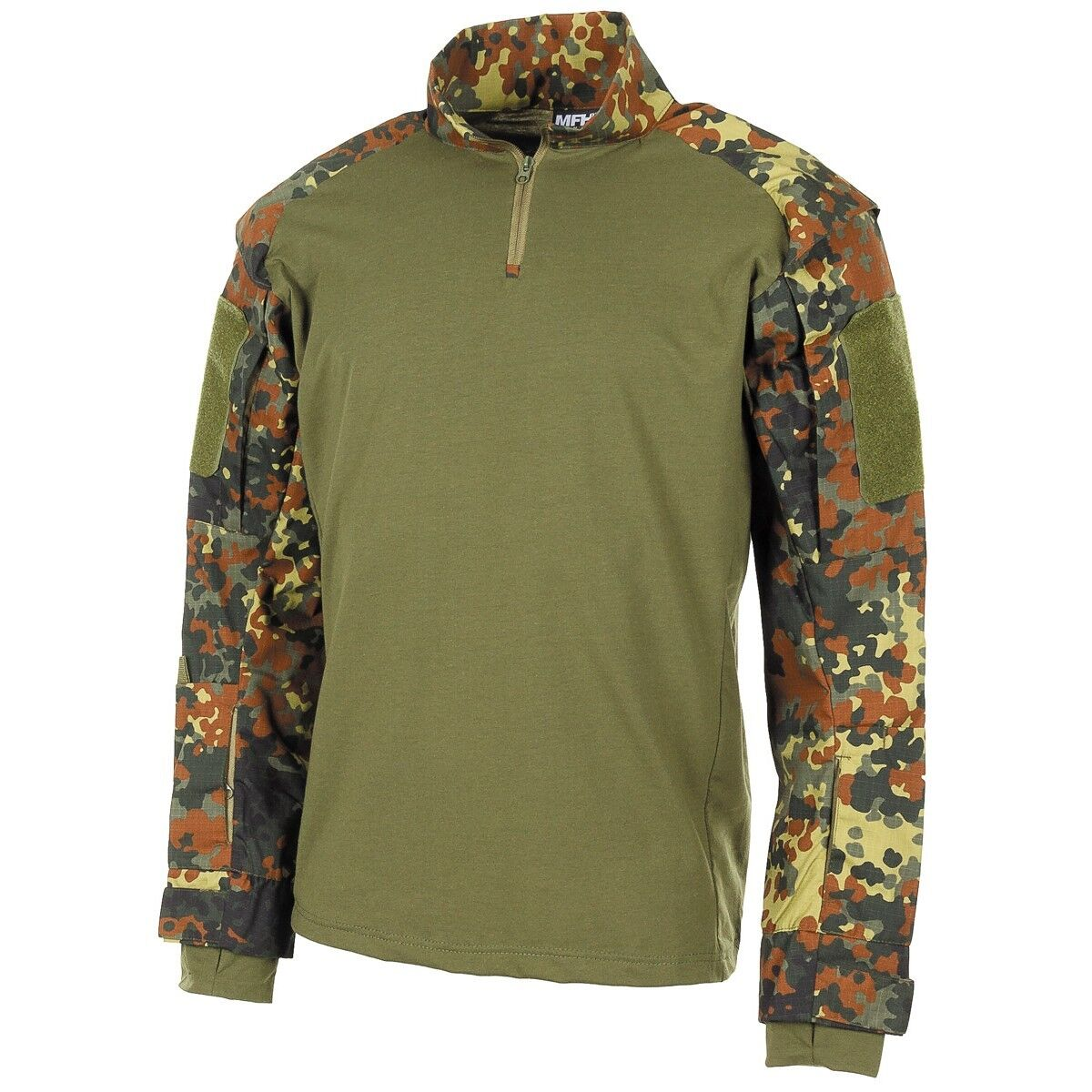 MFH Camiseta camiseta táctica militar de los Estados Unido BW camo