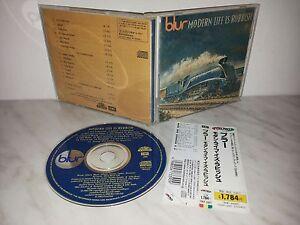CD-BLUR-MODERN-LIFE-IS-RUBBISH-JAPAN-TOCP-3307