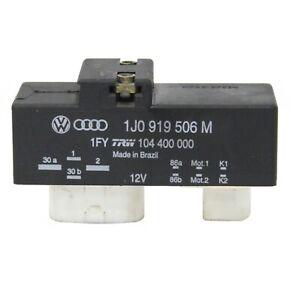 VW-Polo-9N-radiador-ventilador-de-refrigeracion-Rele-1J0919506M