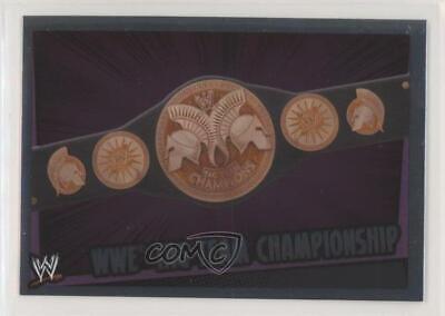 2011 Topps WWE Slam Attax Rumble #TTCH Tag Team Championship Wrestling Card