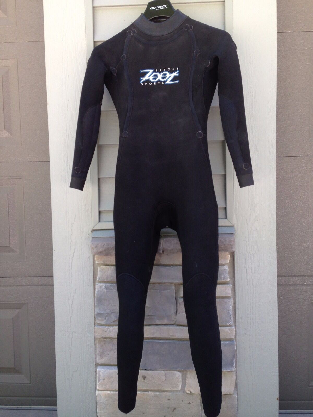 Zoot Sports Women's Wetzoot Wetsuit, size small, full  long sleeve suit  shop makes buying and selling