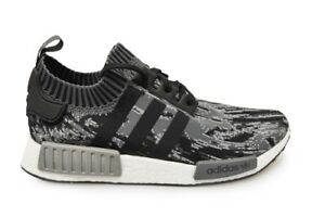 adidas nmd r1 pk grey black glitch camo