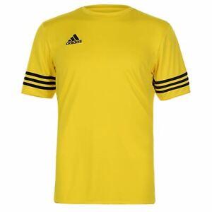 adidas shirt yellow top