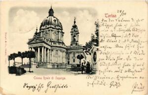 CPA-Torino-Chiesa-Reale-di-Superga-ITALY-542333