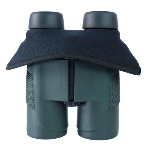 Alpine Impermeable Bino Bandido-bloquea luz ambiental reduce cepas de ojos G10 Negro