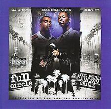 Full Circle [PA] by Tha Dogg Pound (CD, Nov-2008, Aphilliates Records)