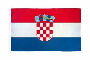 Details about CROATIA 3x5 FT POLYESTER FLAG ZAGREB ROMAN CATHOLICS CROATIAN  GIFT COUNTRY DECOR