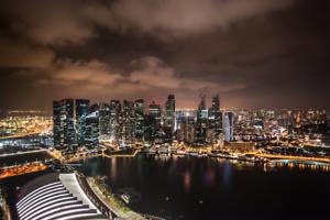 DIGITAL PHOTO PICTURE IMAGE WALLPAPER SCREENSAVER DESKTOP Singapore City #05