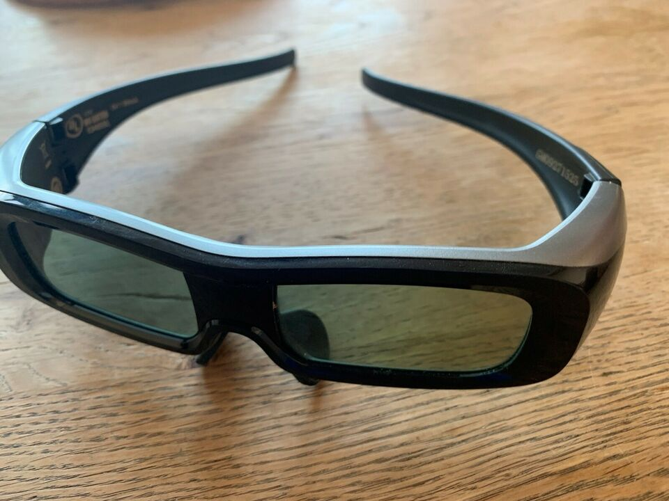 3D briller, Panasonic, Perfekt