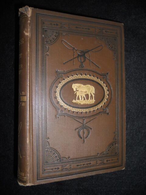 The Horse; William Youatt - American Trotting - US Ed, c1843 - Equine/Equestrian