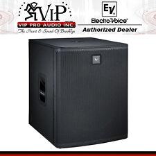 "Electro-Voice EV ELX118P mint Active 18"" Powered Subwoofer 700W Amplified Sub"