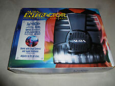BOXED AURA INTERACTOR VIRTUAL REALITY GAME WEAR COMPLETE SUPER NINTENDO GENESIS