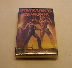 VERY-RARE-Pharaoh-039-s-Revenge-for-Apple-II-Apple-IIe-Apple-IIc-IIGS-NEW